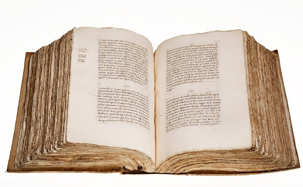 Ztracený svazek Fernanda Kolumba Libro de los Epítomes (Kniha epitomů)