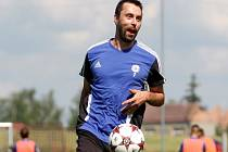 Michal Ordoš zahájil s Olomoucí letní přípravu.