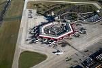 letiště Tegel v Berlíně