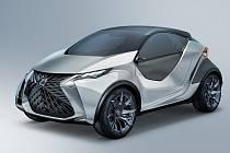 Koncept Lexus LF-SA.