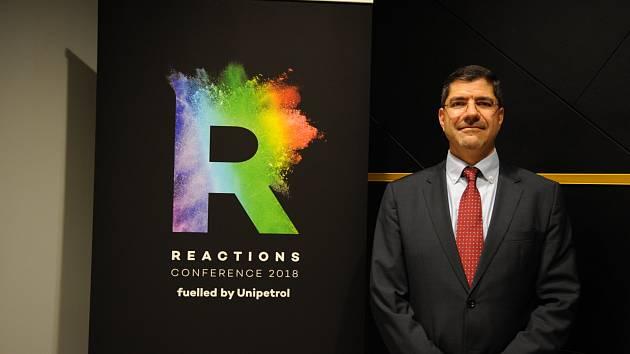 Manuel Asali, viceprezident společnosti Nexant.