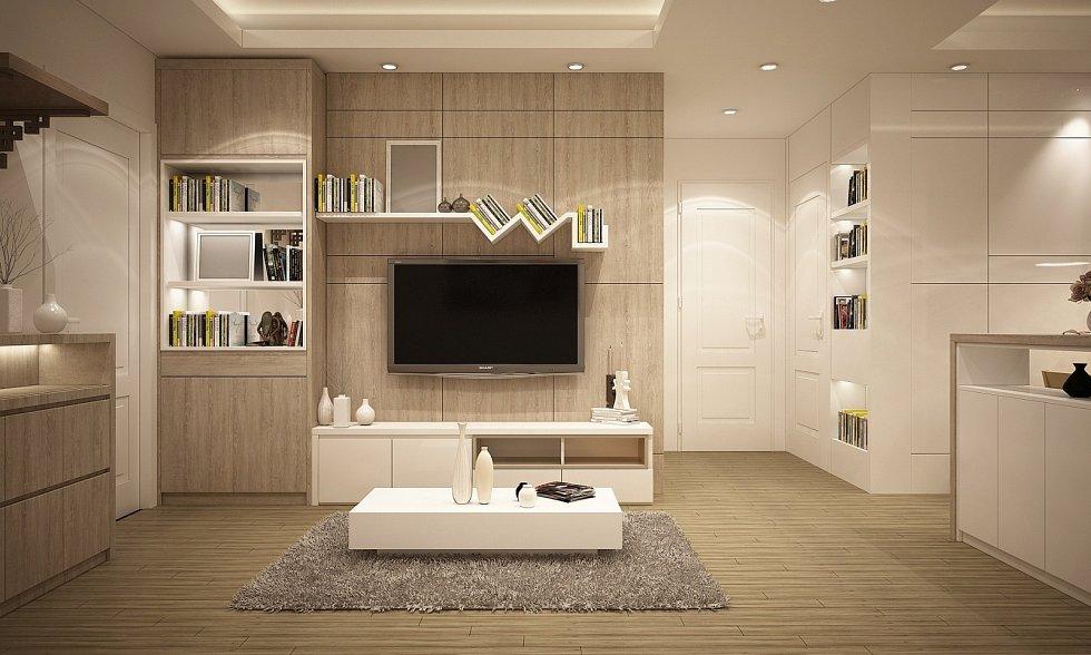 Moderní bydlení - Ilustrační foto