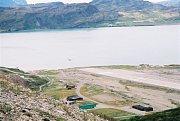 Letiště Narsarsuaq, Grónsko