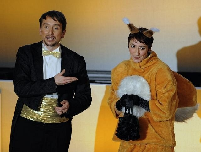 V pražském kině Lucerna se 2. února vyhlašovaly nominace dvacátého ročníku ceny Český lev. Členové České filmové a televizní akademie vybírali ze 30 celovečerních hraných snímků a 15 dokumentů, které měly v kinech premiéru v roce 2012. Moderátoři