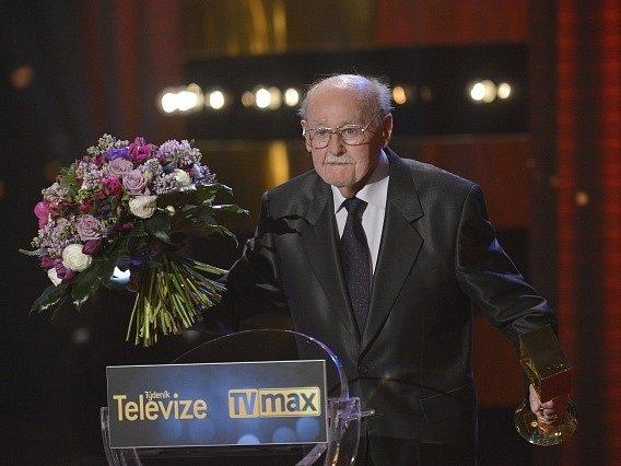Finálový večer ankety TýTý 2012, který v přímém přenosu vysílala Česká televize, se konal 27. dubna v pražském Vinohradském divadle. Do Dvorany slávy vstoupil Lubomír Lipský.