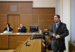 Juraj Thoma u soudu.