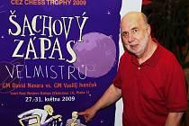 Lubomír Kaválek platil za druhého nejlepšího šachistu USA, kam před 39 lety emigroval.