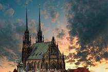 Moravská metropole Brno určitě stojí za návštěvu!