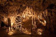 Sloupsko-šošůvské jeskyně vznikly propojením dvou v jednu