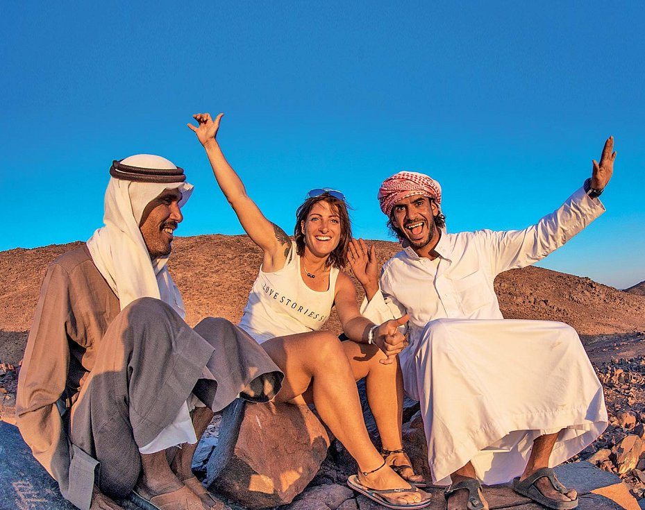 Jižní Sinaj, Egypt