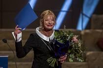 Ceny Thálie byly předány 29. března v Národním divadle v Praze.