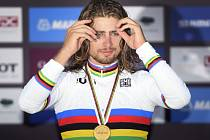 Peter Sagan obhájil titul mistra světa.