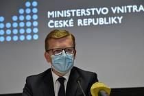 Náměstek ministra vnitra Petr Mlsna