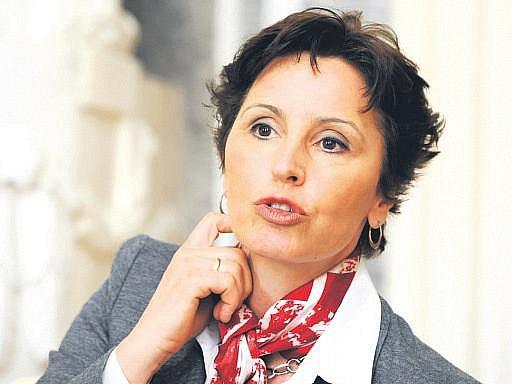 Bavorská ministryně Haderthauerová včera jednala v Praze. Podle ní je německá ekonomika na změnu připravena.