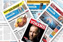 Deník je nejčtenější v Česku