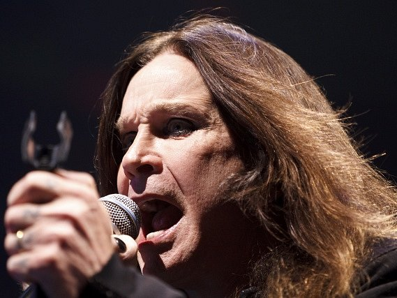 Black Sabbath - Ozzy Osbourne.