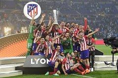 Atlético Madrid vyhrálo Evropskou ligu.