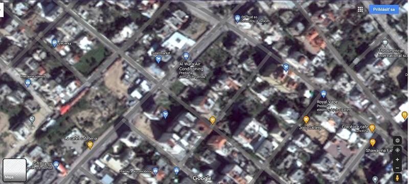 Na satelitních snímcích na Google Maps lze město Gaza vidět jen rozmazaně a v nízkém rozostření. Snímky jsou navíc již několik let staré. Vadí to zejména výzkumníkům pracujícím s otevřenými zdroji.