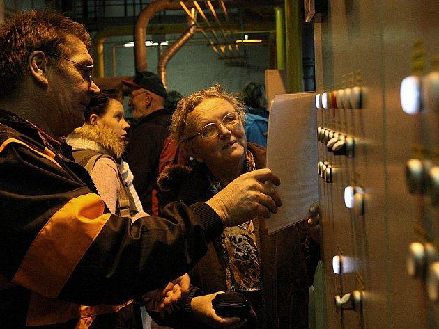 Jablonecká teplárenská. Ilustrační foto