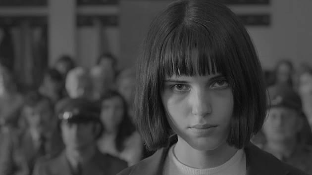 Z filmu Já, Olga Hepnarová.
