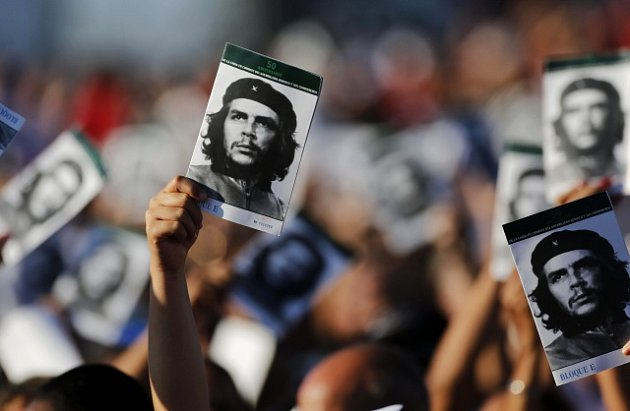 Bolívie i Kuba si připomínaly padesáté výročí smrti Che Guevary