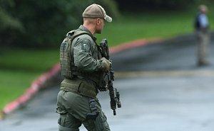 Policie zasahuje při střelbě v Marylandu, kde zemřelo několik lidí.