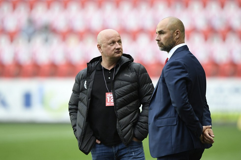 SK Slavia Praha - FC Viktoria Plzeň, 7. 6. 2020