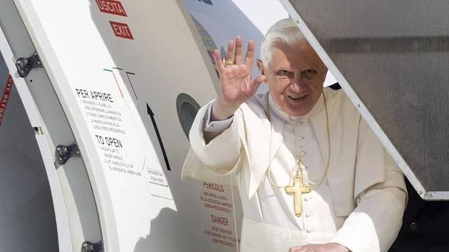 Papež v Jordánsku