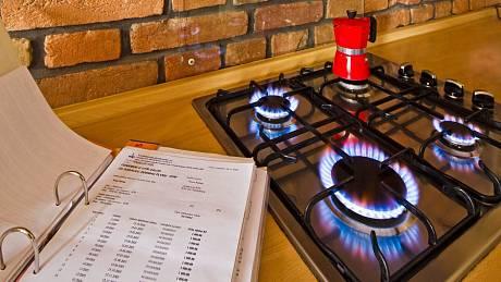Plyn, energie, smlouva - Ilustrační foto