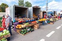 Rusové se těší, že v září nakoupí ovoce a zeleninu o 80 procent levněji.