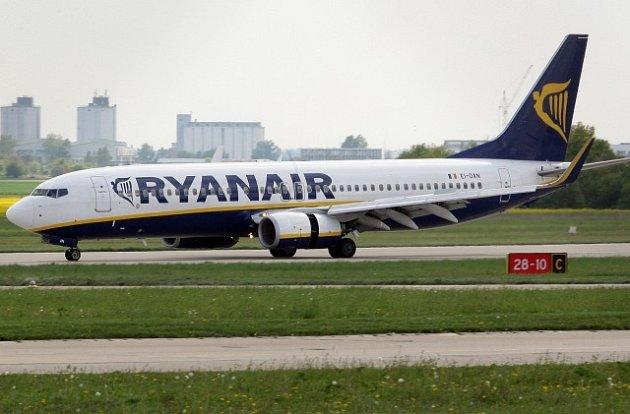 Ryanair  Ilustrační foto