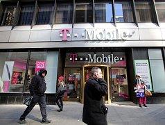 T-Mobile. Ilustrační snímek