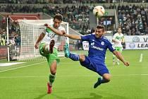 Wolfsburg snadno porazil Schalke