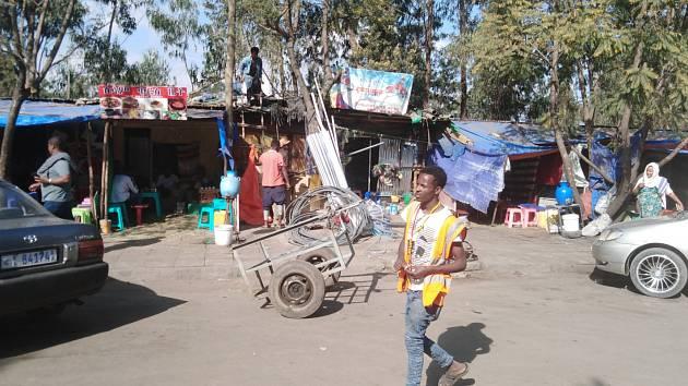 Etiopie - Ilustrační foto