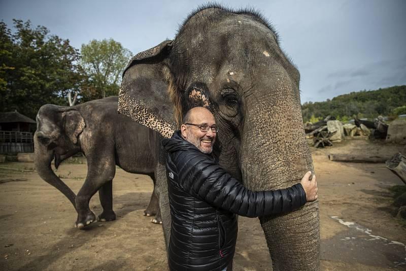 Být na sociálních sítích je pro mne přirozenost, říká Miroslav Bobek