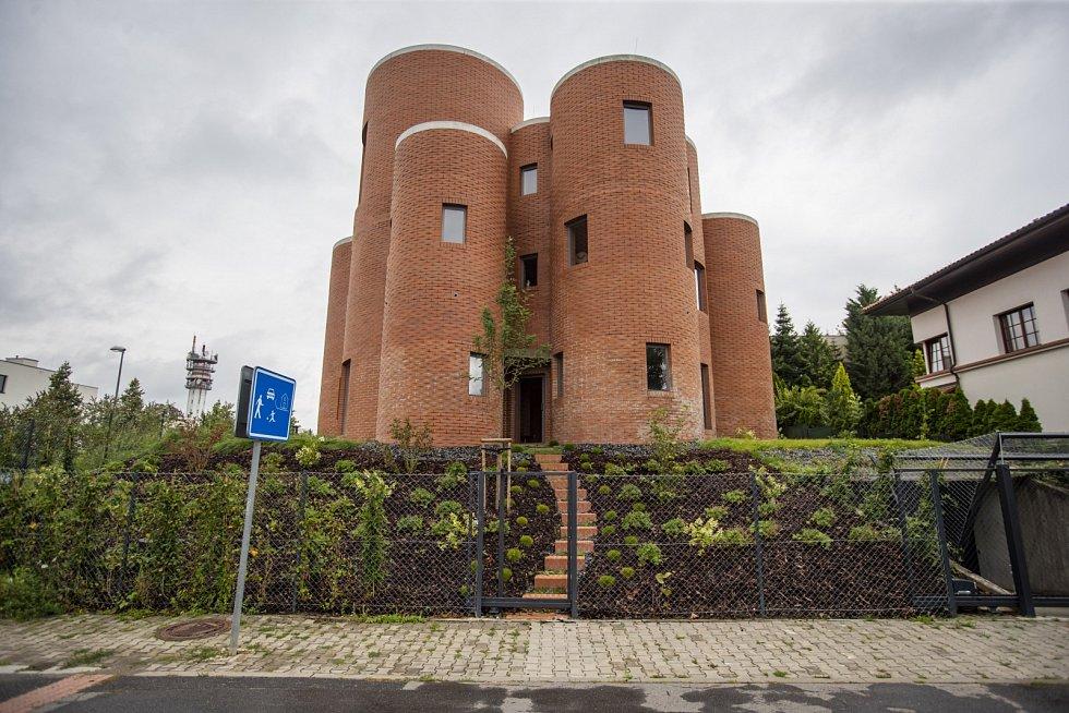Vila Tomia Okamury v Praze 6