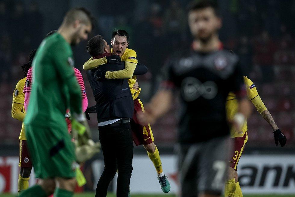 Evropská liga: Sparta - Southampton