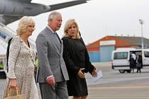 Princ Charles s Camillou na oficiální návštěvě Kuby.