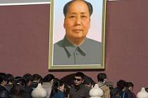 Mao Ce-tung se mýlil z třiceti procent, stanovila kdysi strana. Ilustrační foto.