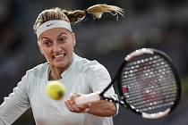 Česká tenistka Petra Kvitová