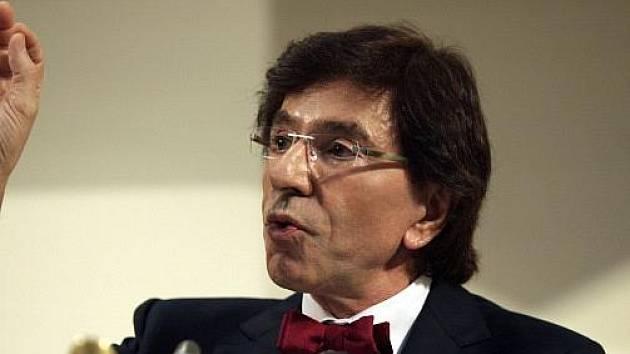 Elio Di Rupo, předseda belgické Socialistické strany