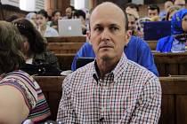 Andrew Greste, bratr Petra Greste, australského novináře, obviněného z údajného spolčování s teroristy.