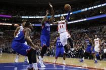 Philadelphia se dočkala v NBA výhry