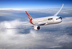Letoun společnost Qantas
