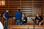 Soudní líčení s Petrem Zelenkou