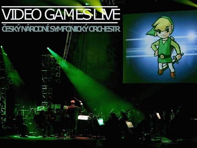 Show Video Games Live.