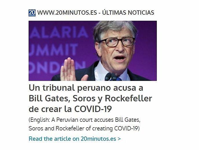 Všechno rozvířil tento lednový, španělsky psaný článek