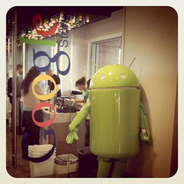 Google Play, ilustrační foto.