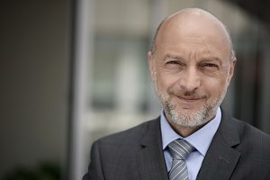 Prezident ČNOPK Jörg Mathew