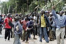 Volby v Keni vyvolaly nepokoje